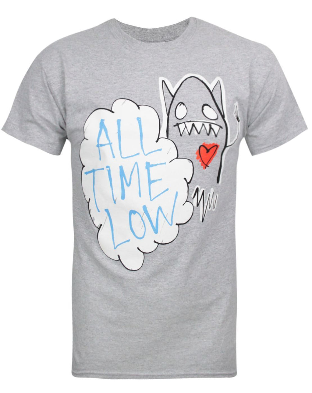 All Time Low Monster Men's T-Shirt