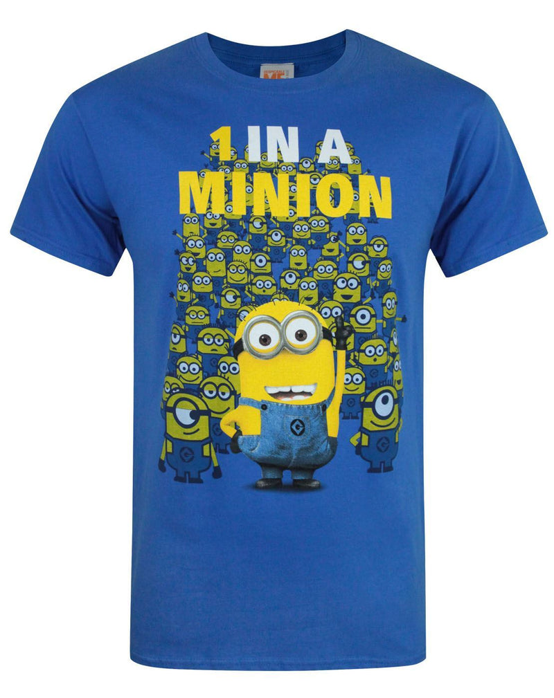 Minions One In a Minion Men's T-Shirt
