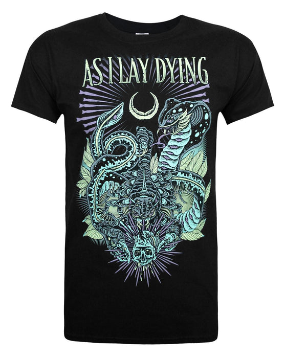 As I Lay Dying Cobra Men's T-Shirt