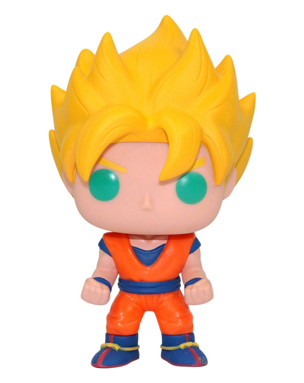 Funko Pop! Dragon Ball Z Glow In The Dark Super Saiyan Goku Vinyl Figure