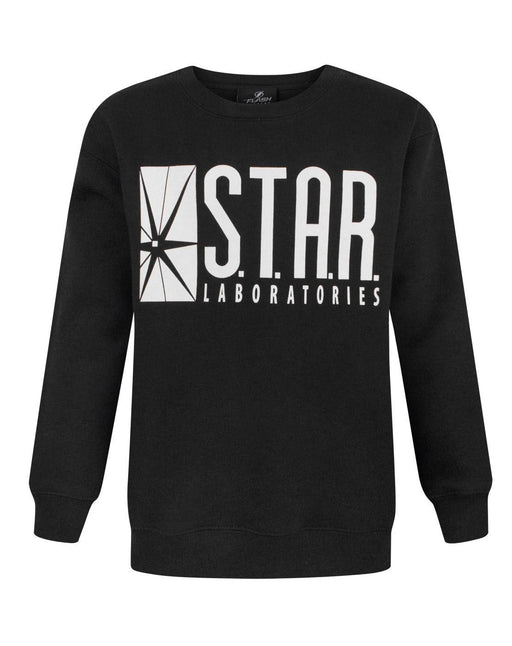 Flash TV STAR Laboratories Boy's Sweatshirt
