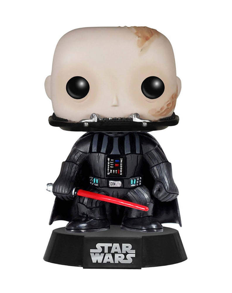 Funko Pop! Star Wars Darth Vader Unmasked Vinyl Bobble Head Figure
