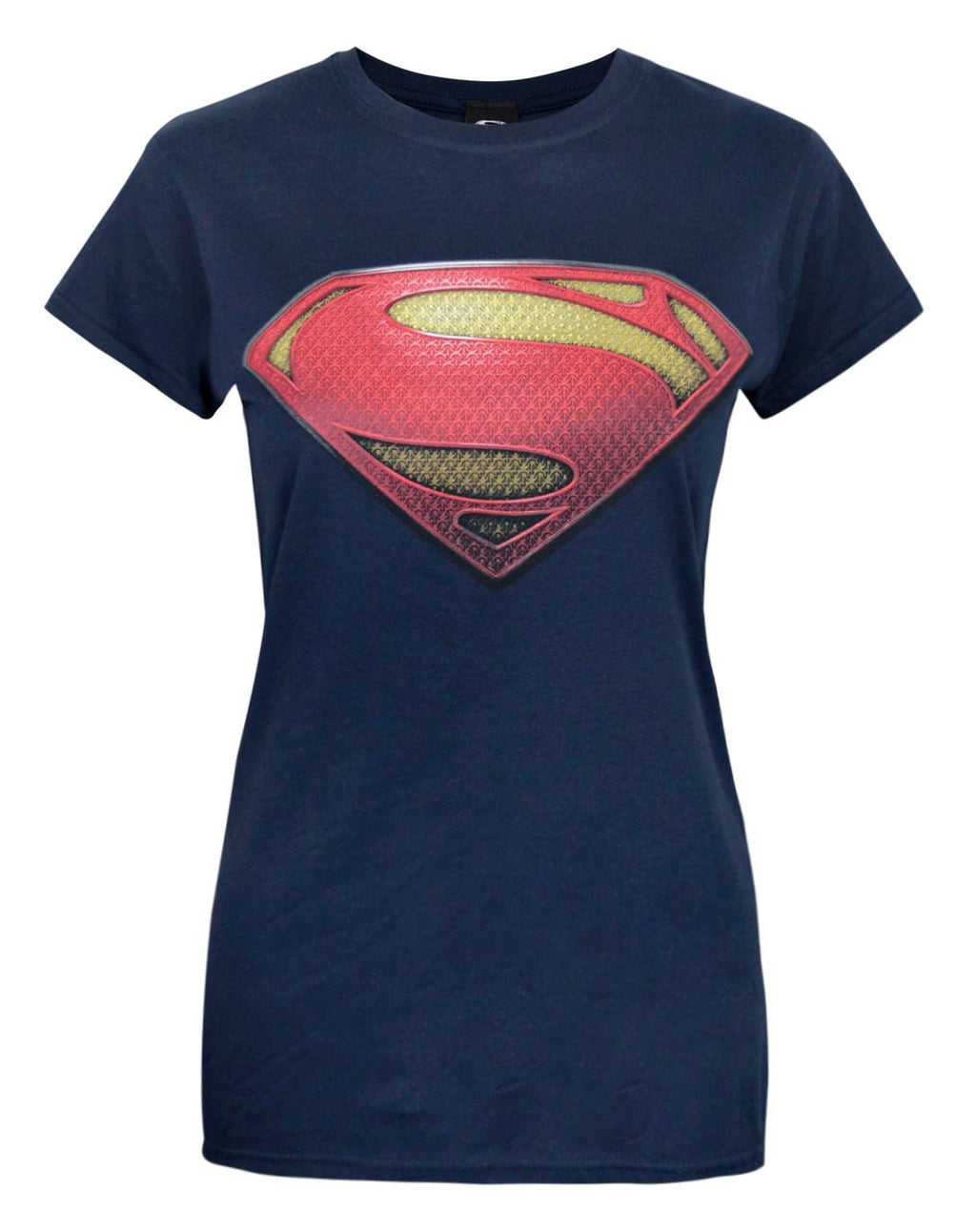 Superman Man of Steel Women's T-Shirt