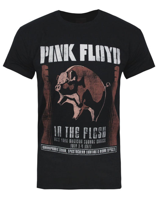 Pink Floyd In The Flesh Men's T-Shirt
