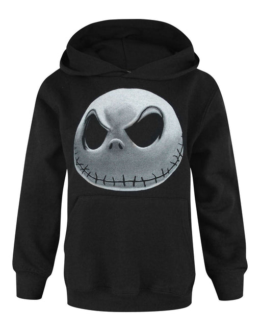 Nightmare Before Christmas Jack Skellington Boy's Hoodie