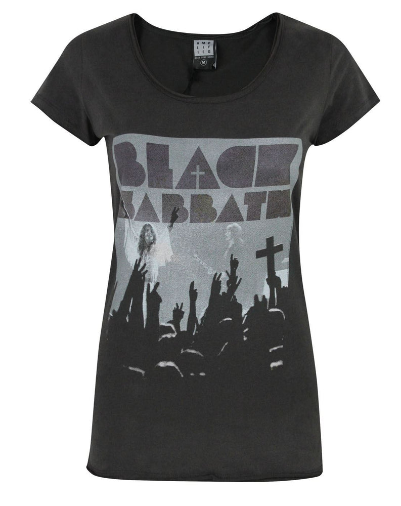 Amplified Black Sabbath Victory Women's T-Shirt