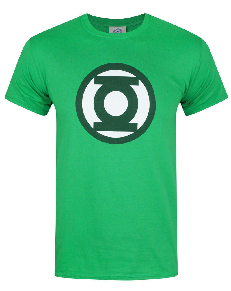 Green Lantern Emblem Men's T-Shirt