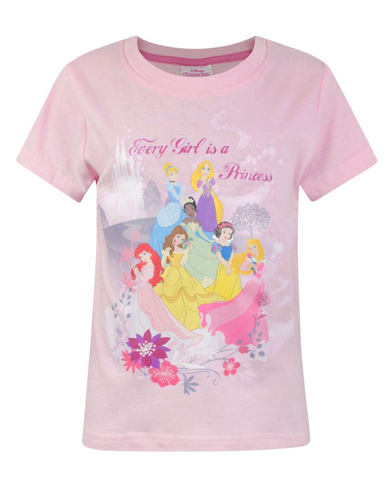 Disney Princess Girl's T-Shirt
