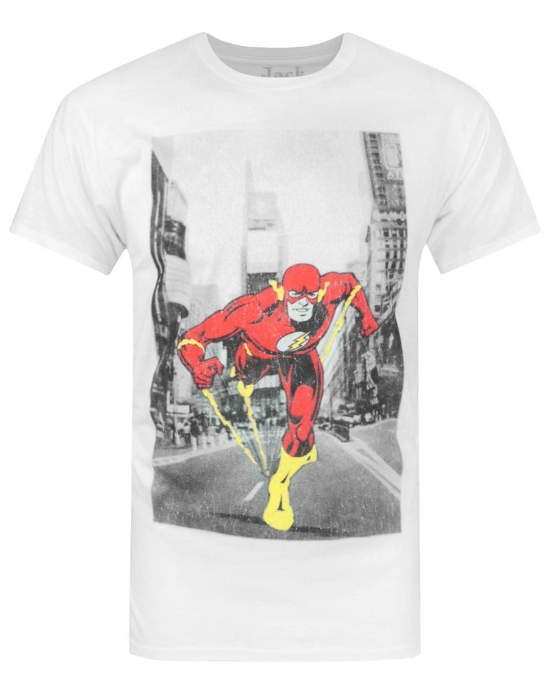 Jack Of All Trades Flash Times Square Men's T-Shirt