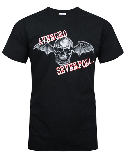 Avenged Sevenfold Death Bat Men's T-Shirt