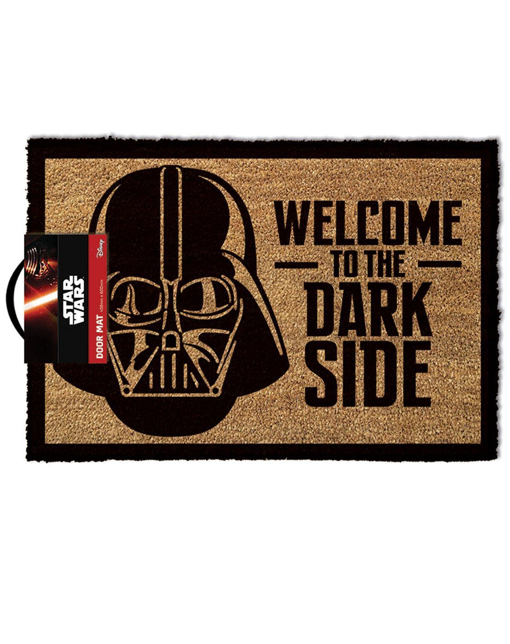 Star Wars Welcome To The Darkside Door Mat