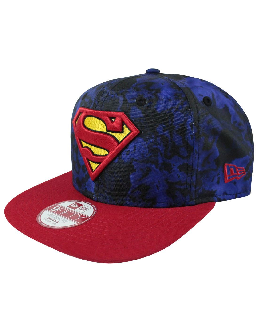 4ac26b1b58277 norway new era 9fifty hero slick superman snapback cap f4b69 45c20