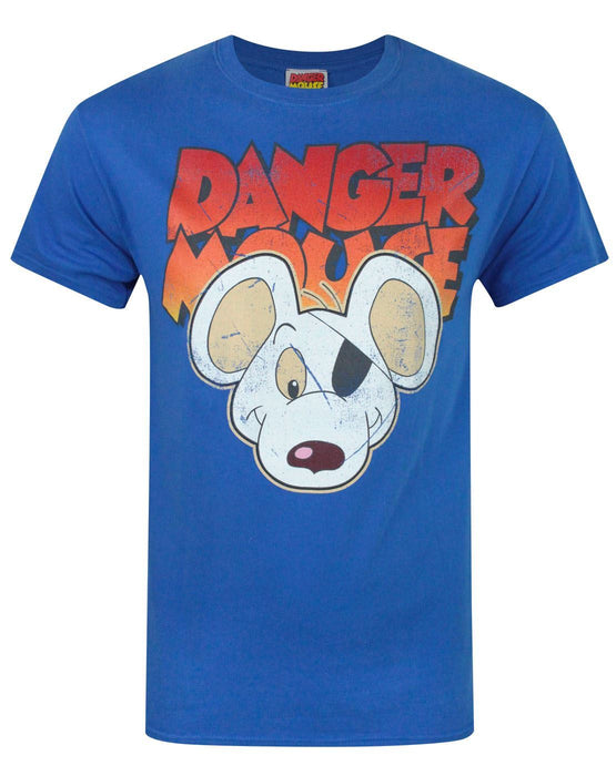 Danger Mouse Face Men's T-Shirt