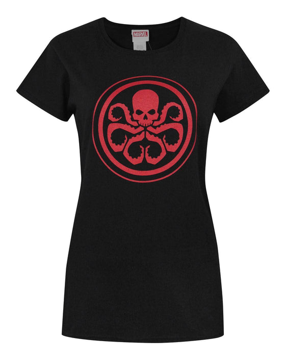 Marvel Hydra Logo Women's T-Shirt