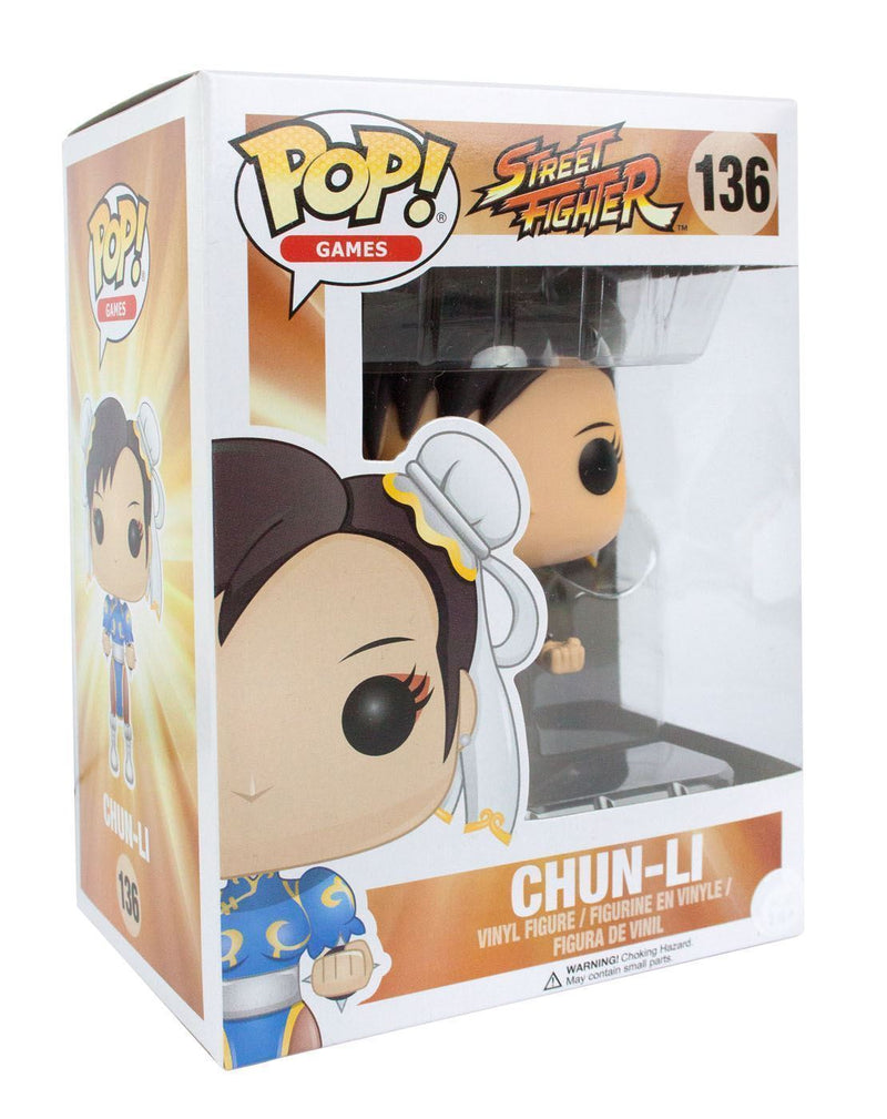 Funko Pop! Street Fighter Chun-Li Vinyl Figure