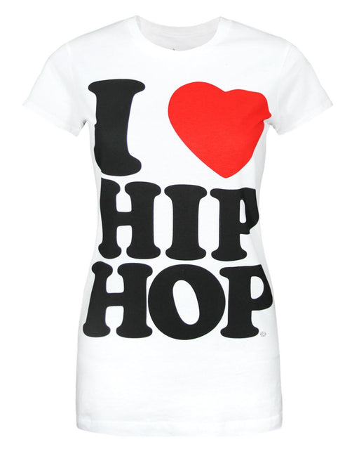 Goodie Two Sleeves I Love Hip Hop Women's T-Shirt
