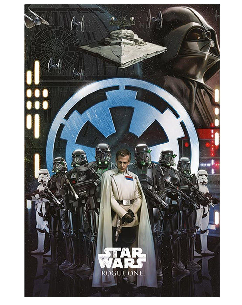 Star Wars Rogue One Empire Maxi Poster