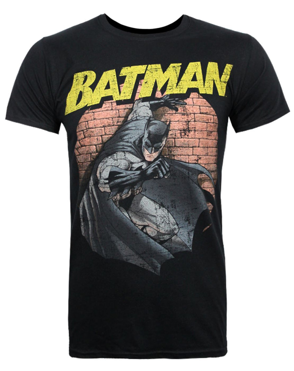 Batman Caught In The Spotlight Men's T-Shirt
