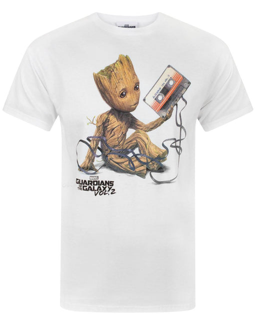 Guardians of the Galaxy Vol 2 Groot Tape Men's T-Shirt