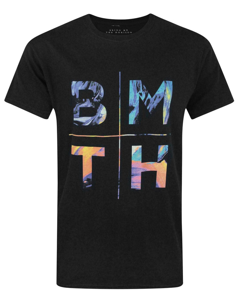 Bring Me The Horizon Colours Men's T-Shirt