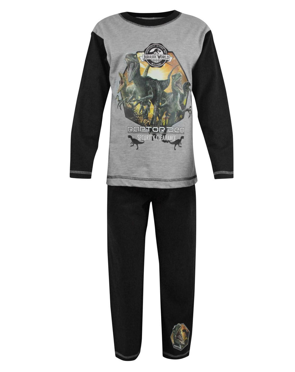 Jurassic World Raptor Den Boy's Pyjamas