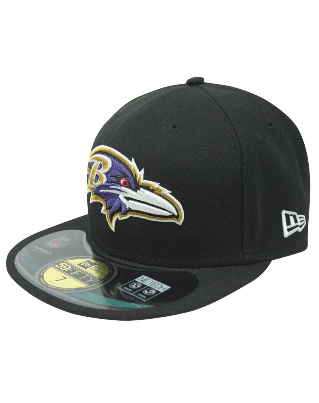 New Era 59Fifty NFL Baltimore Ravens Cap – Vanilla Underground 0a4e63106