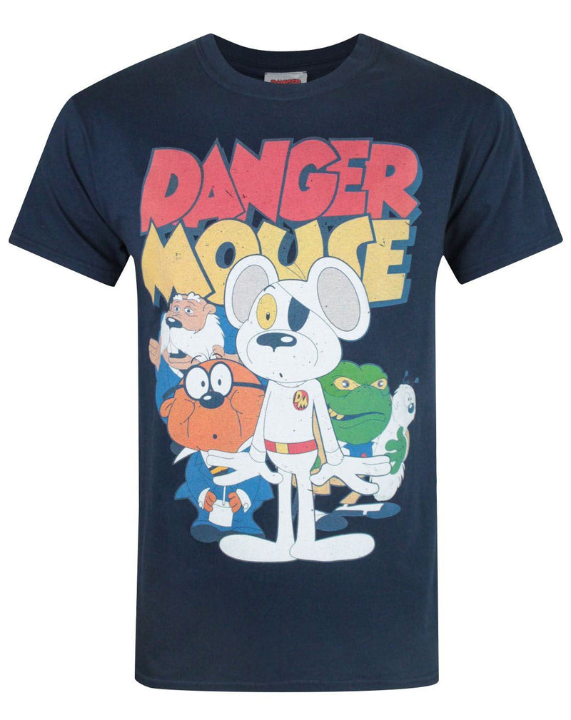 Danger Mouse Men's T-Shirt