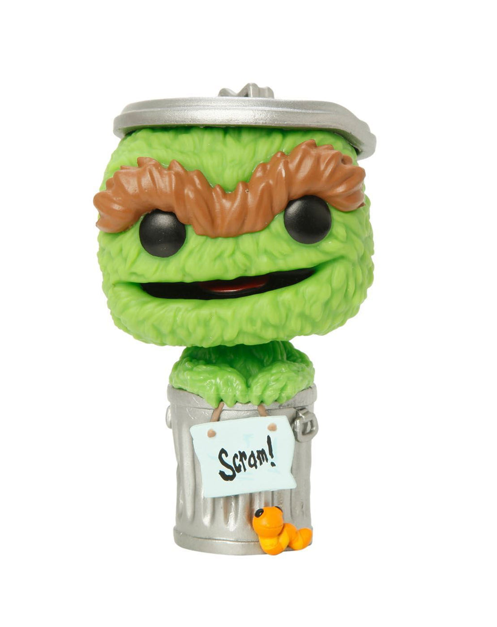 Funko Pop! Sesame Street Oscar The Grouch  Vinyl Figure