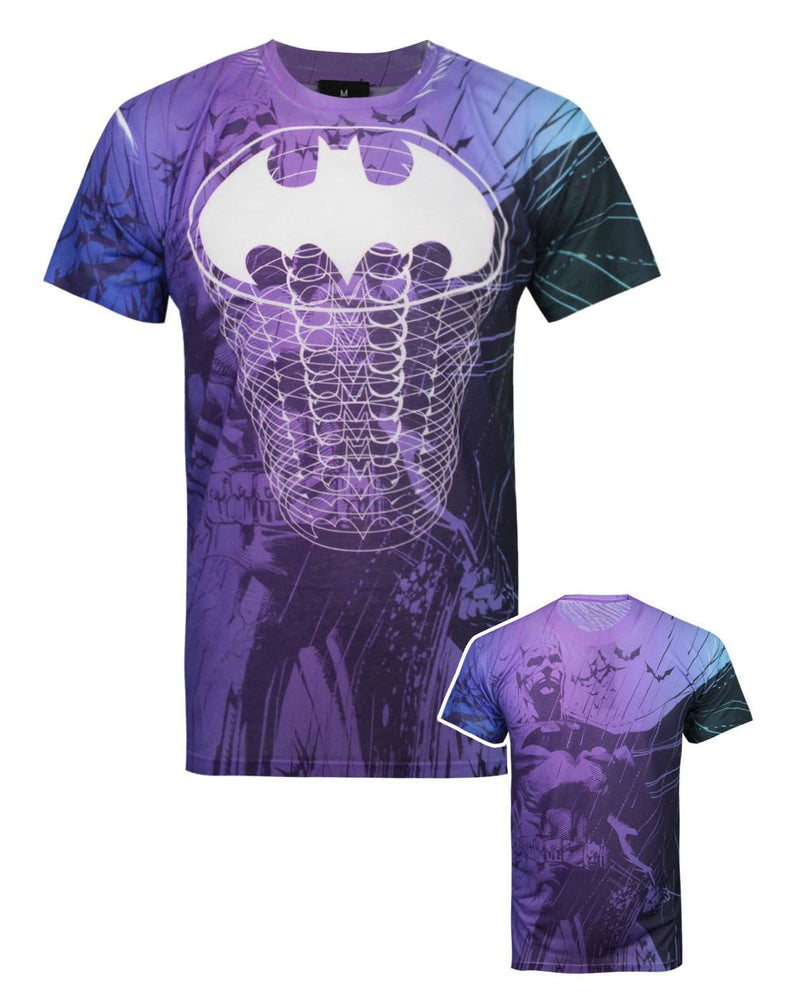 Addict X DC Batman Storm Men's T-Shirt