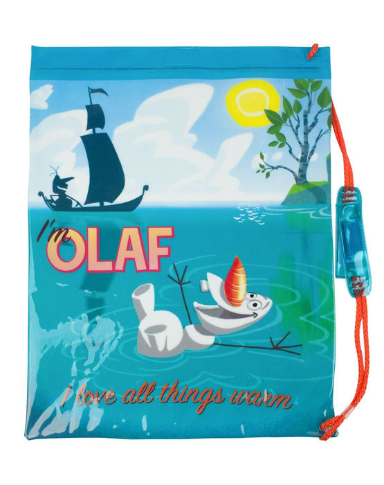 Frozen Olaf I Love All Things Warm Swim Bag