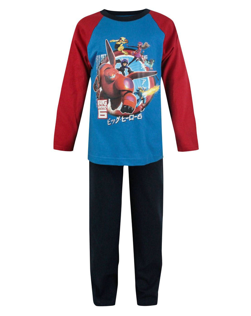 Big Hero 6 Boy's Pyjamas