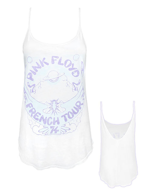 Junk Food Pink Floyd French Tour '74 Women's Vest