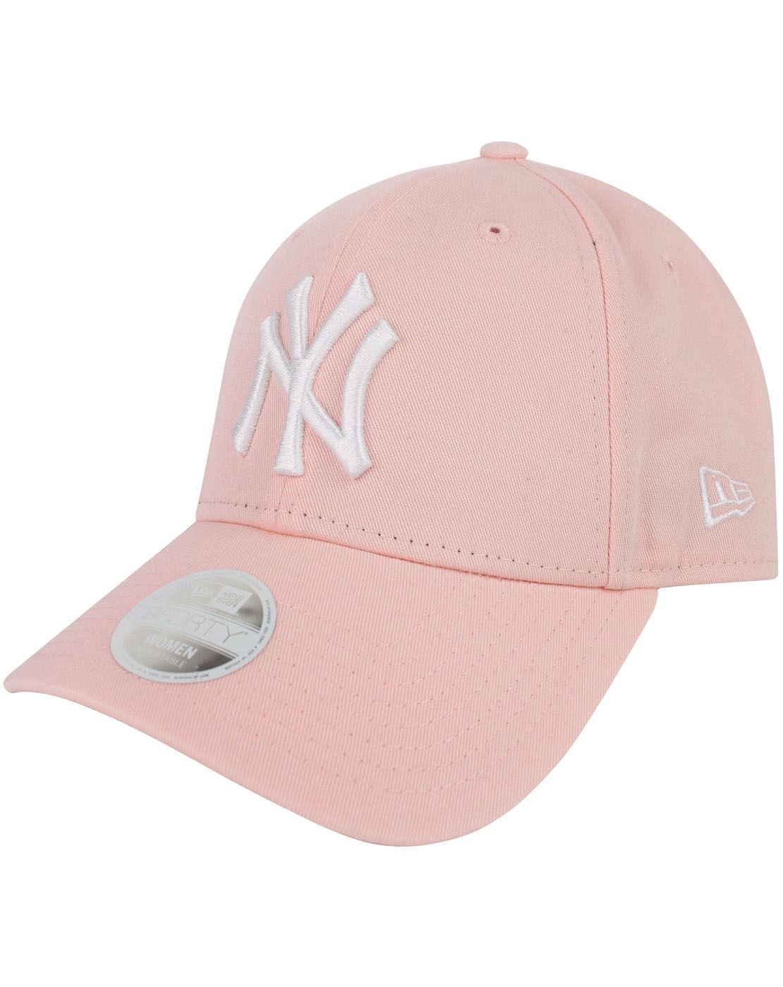 f39a881a17a New Era 9Forty MLB League Essential New York Yankees Women s Cap – Vanilla  Underground