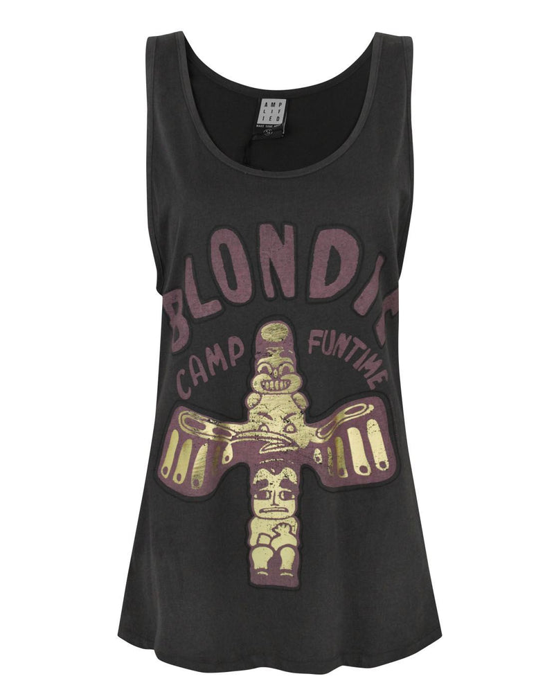 Amplified Blondie Camp Funtime Women's Relaxed Vest