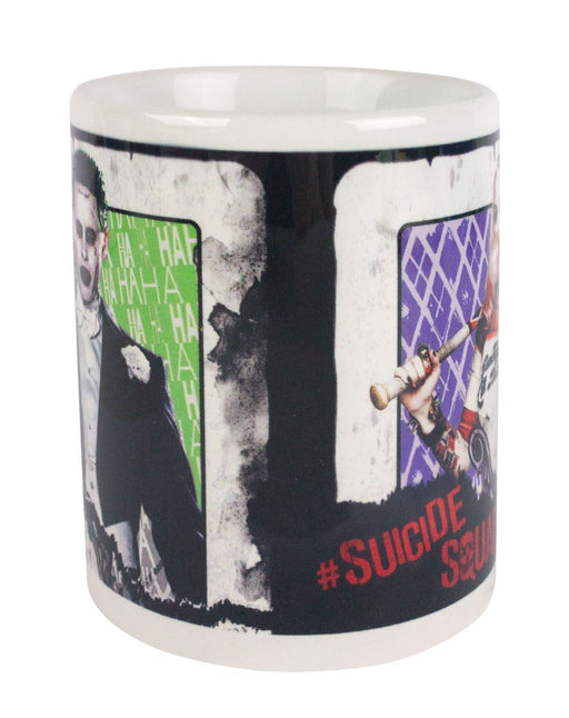 Suicide Squad Joker And Harley Mug