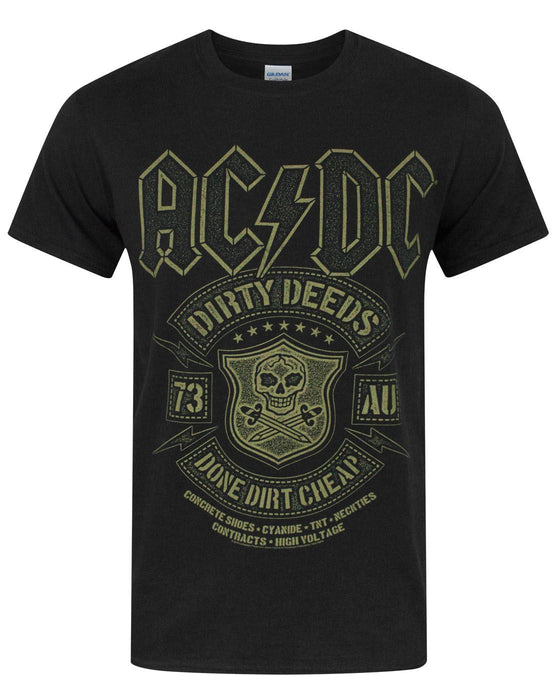 AC/DC Done Dirt Cheap Men's T-Shirt