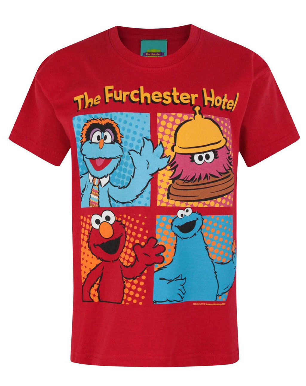 Furchester Hotel Boy's T-Shirt