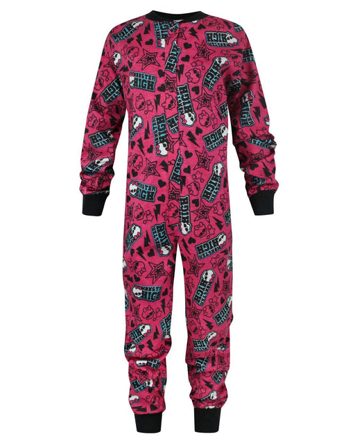 Monster High Girl's Onesie