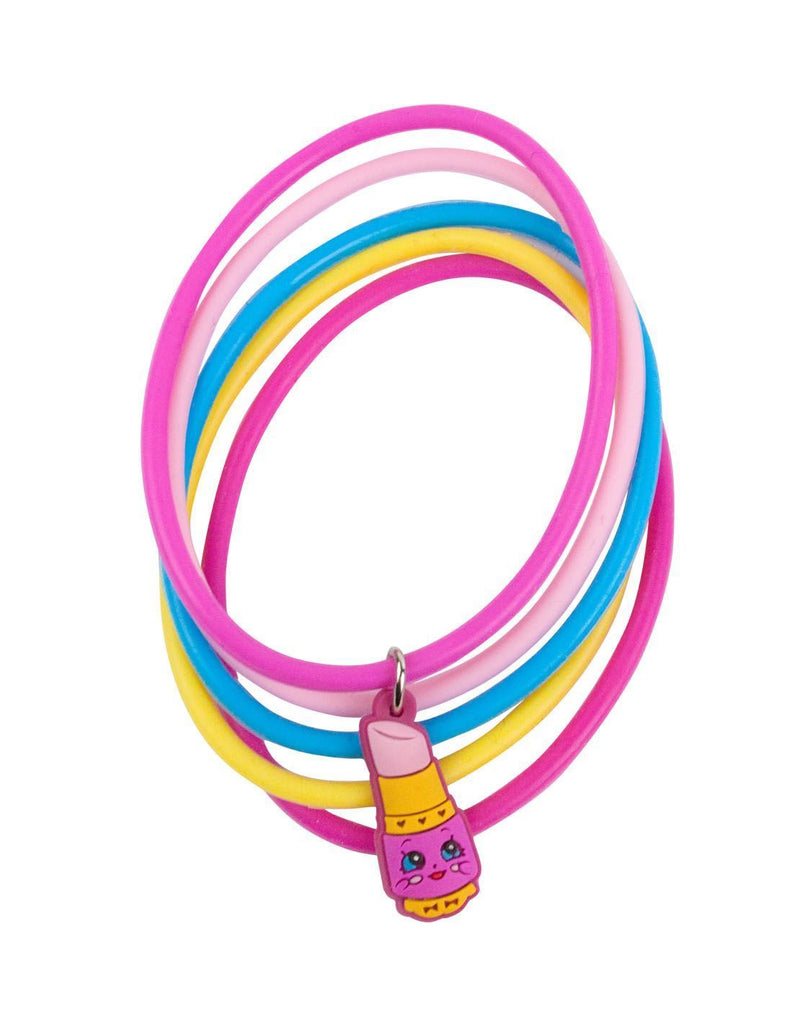 Shopkins Lippy Lips Jelly Bracelets