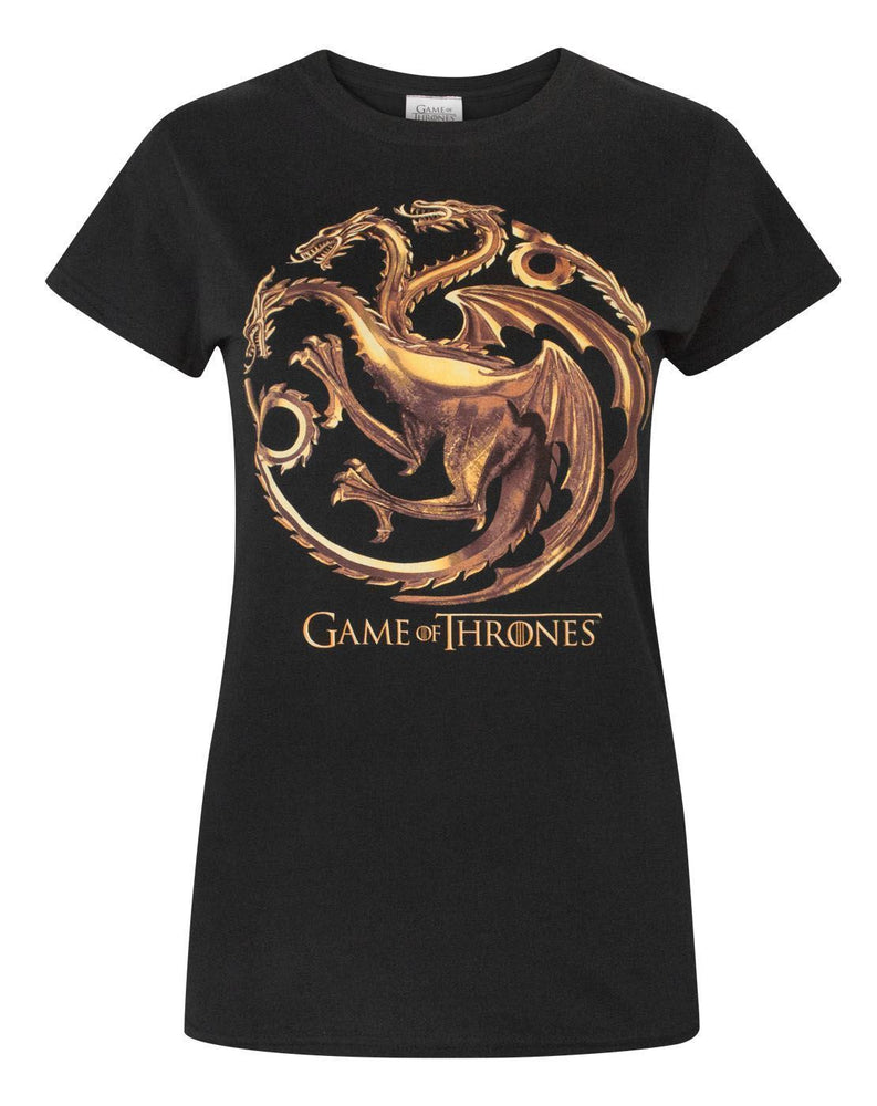 Game Of ThronesTargaryen Dragon Women's T-Shirt
