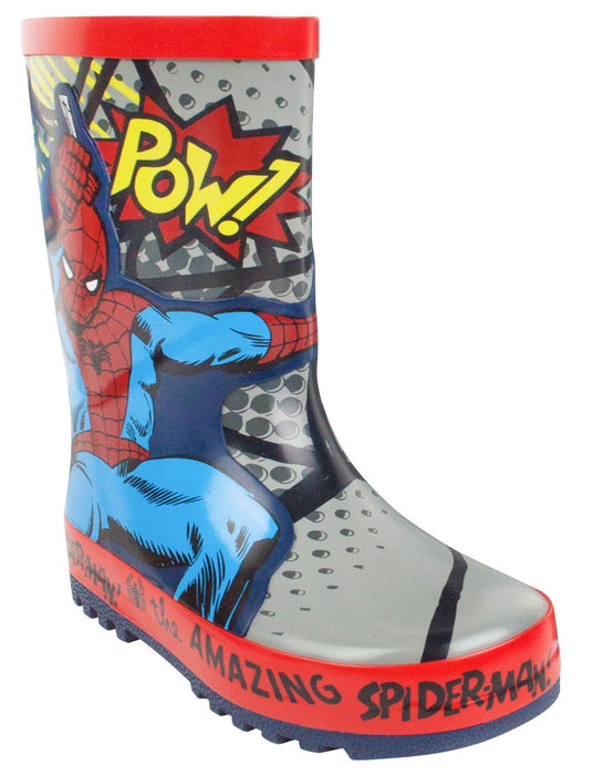 Marvel Spider-Man Pow Boy's Wellies