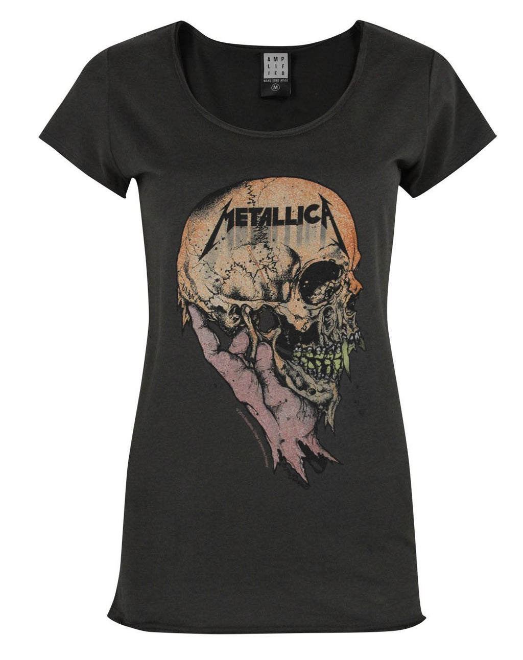Amplified Metallica Sad But True Women's T-Shirt