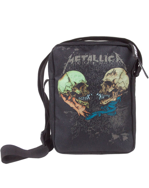 Rock Sax Metallica Sad But True Cross Body Bag