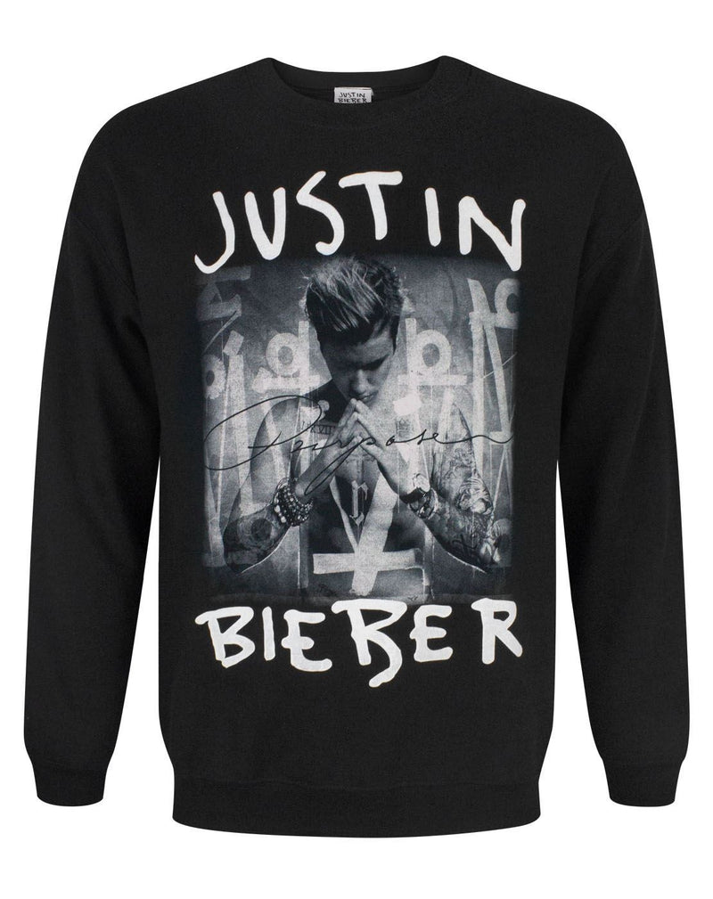 Justin Bieber Purpose Men's Sweatshirt