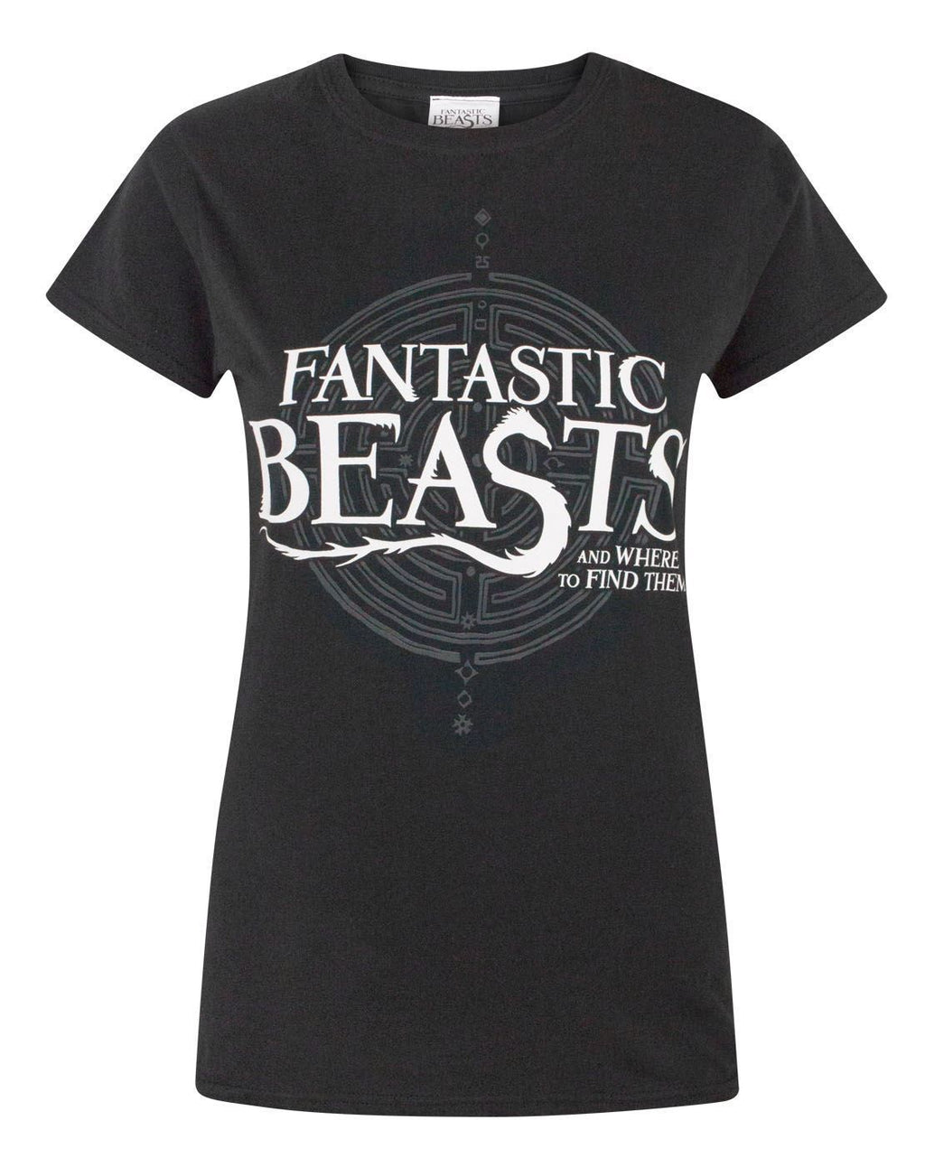 Fantastic Beasts And Where To Find Them Logo Women's T-Shirt