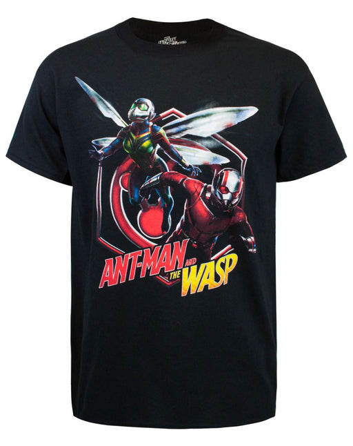 Marvel Ant-Man And The Wasp Burst Men's T-Shirt
