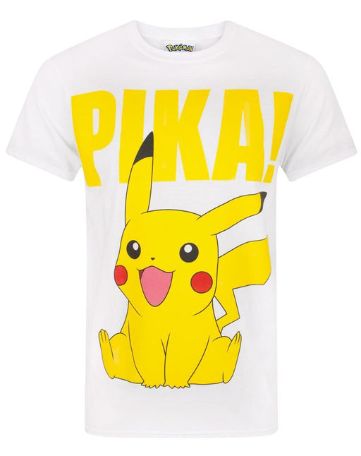 Pokemon Pika Men's T-Shirt