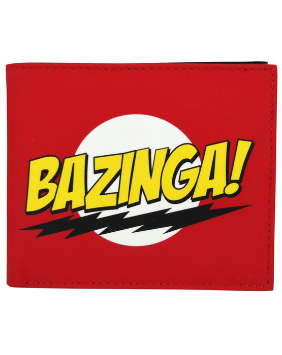 The Big Bang Theory Bazinga Underground Logo Hoodie Hoodies