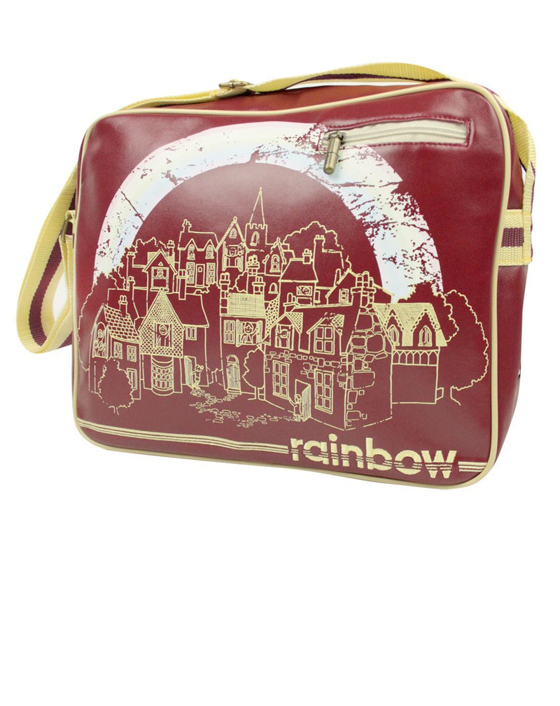 Rainbow Village Messenger Bag