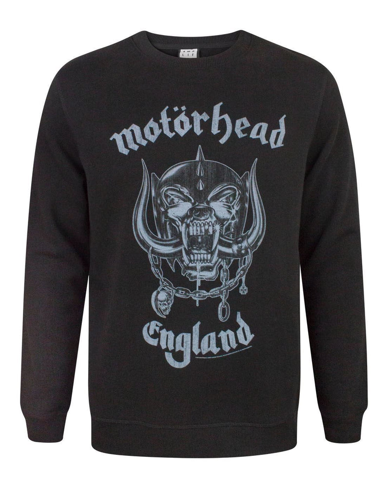 Amplified Motorhead England Men's Sweatshirt